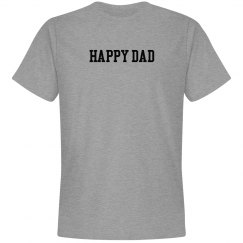 Happy Dad Tee