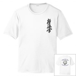 Athletic Performance Tee with Kanji and Logo