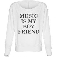 Music Boyfriend Flowy