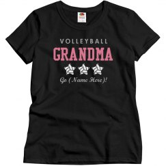 Volleyball Grandma Custom