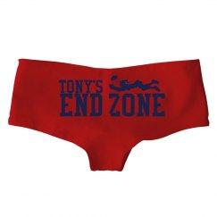 Tony's Football End Zone