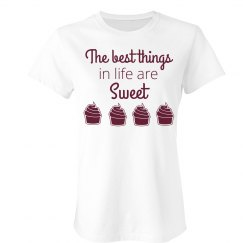 Best things are sweet
