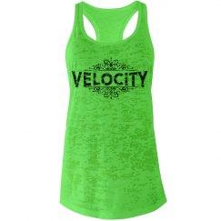 Neon VELOCITY Tank
