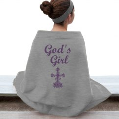 God's Girl Throw