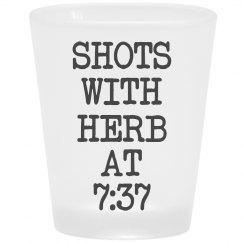 Herb shots