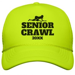 Seniors Neon Hat