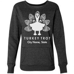 Turkey Trot Bling Sweats