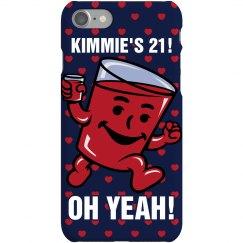 Kimmie's 21st Birthday