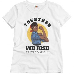 Rise With Rosie Women's March