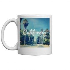Cali Coffe Mug
