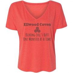 Ellwood Coven Flowy T-Shirt