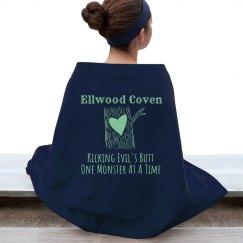 Ellwood Blanket - Heart Tree
