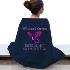 Ellwood Blanket - Dragon