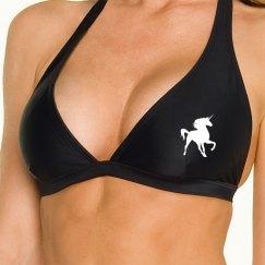 Simple Bikini Top (Black)