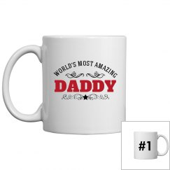 Most amazing Daddy