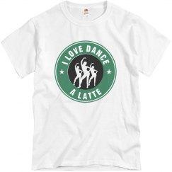 I love Dance a latte