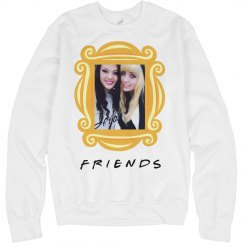 Custom BFF Friends Photo