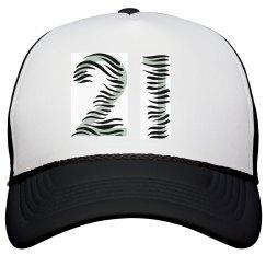 21ST peak Cap