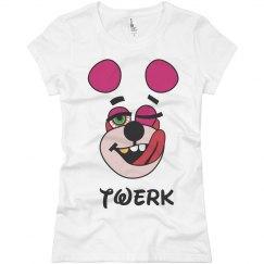 Twerking Teddy Bear