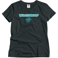 KBB womens Bullyproof tshirt