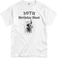 30th birthday blast