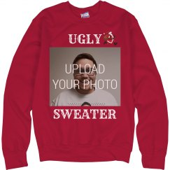 Tease Your Friend with a Custom Photo Ugly Sweater