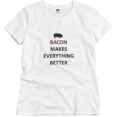 Bacon is good
