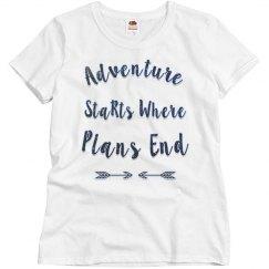 Adventure Starts