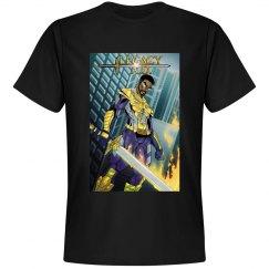 Legacy A.D. Comic Book Cover Shirt