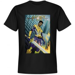 Legacy A.D. Comic Book Cover Shirt