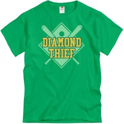 Diamond Thief Tee