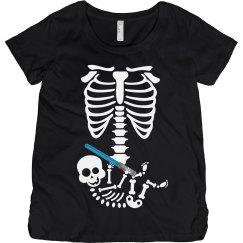 Skeleton Jedi Baby