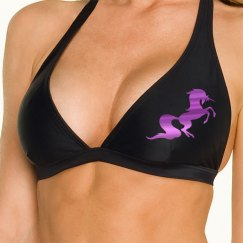 Unicorn swimsuit top