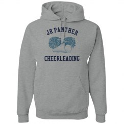 Jr panther cheer hoodie