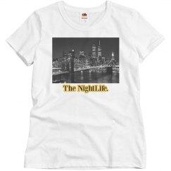 The Nightlife New York T-Shirt.