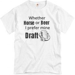 I like mine draft Men's Tee