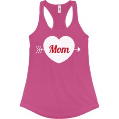 Ladies Slim Fit Racerback Tank Top