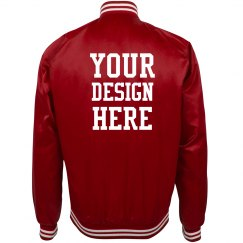 Design a Custom Bomber Jacket