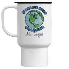 World's Best Teacher Mug