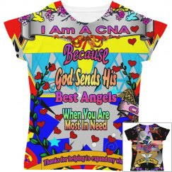 I Am A CNA Because