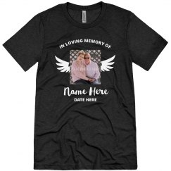 Loving Memory Grandparents Shirt