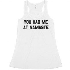 You Had Me at Namaste