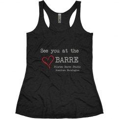 Pilates Barre Tank Top