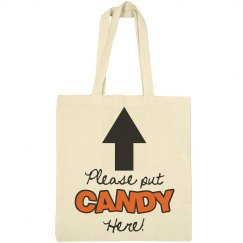 Custom Candy Bag