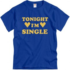 Tonight I'm Single