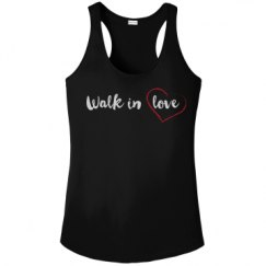 Ladies Athletic Performance Racerback Tank