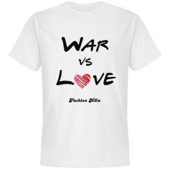 War vs Love Tee