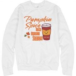 Pumpkin Spice Sweatshirt