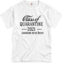 Class of Quarantine 2020 Seniors