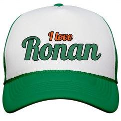 I love Ronan